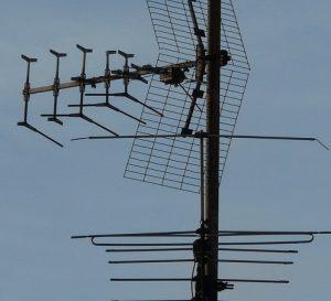Antennista a Fiesole