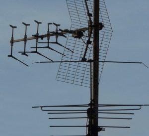 puntamento antenna tv firenze